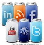 social media six-pack