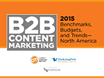 B2B Content Marketing Report