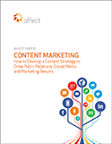 FREE Affect Content Marketing White Paper